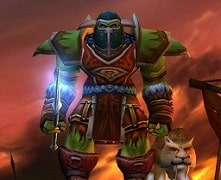 60 Orc Hunter | Netherwind | Stone Guard | 1 Piece T1 | 3x Epics | Server Transfer Ready for sale