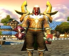60 Human Paladin | Heartseeker | Epic Mount | Master Sergeant | 3 Piece T1 | 7x Epics for sale